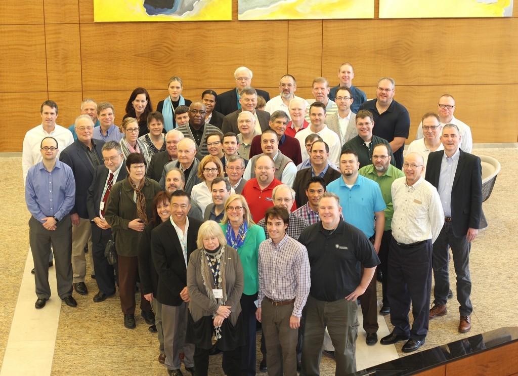 Group Photo at ISN